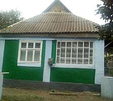 Casa in or. Nisporeni, str. Industriala, pe12 ari de pamint