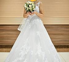Продам свадебное платье не венченое