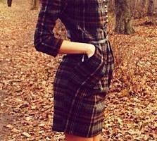 Платье теплое...