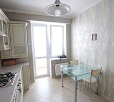 Apartament cu 2 odai, 67 m2, et. 7/10, Buicani! Str. Alba - Iulia!!!