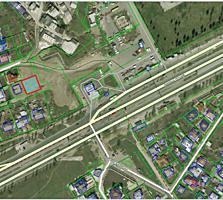 Телецентр, Хынчештское шоссе, возле Lukoil, ровный