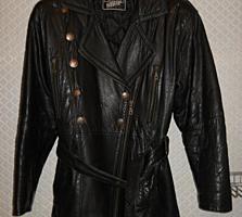 Продам куртку с натуральной кожи