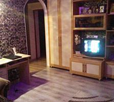 4-комнатная с отличным ремонтом