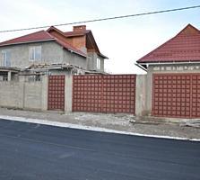 Новый современный, недостроенный дом в Сынджера