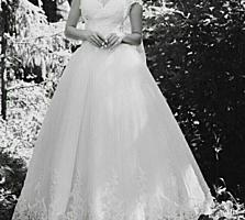 Недорого продаётся свадебное платье, не венчаное, в хорошем состоянии.