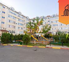 Apartament cu 3 camere - 93 m. p., bloc nou, euroreparatie, Buiucani!