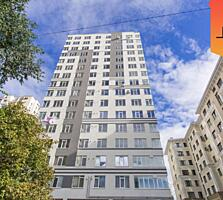 Se vinde apartament cu 2 camere, bloc nou, sec. Centru!