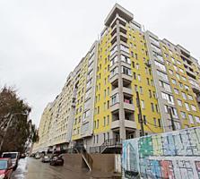 Bloc nou. Apartament cu 2 camere in varianta alba la Buiucani. 34 900