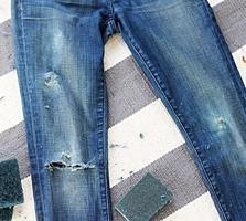 Новые прикольные джинсы, из Англии