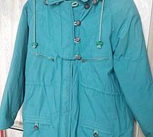 Продается женская куртка. Теплая, красивая, практичная. Недорого. Размер: L.