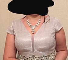 Шикарное вечернее платье...