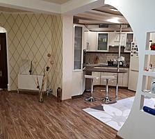 Botanica, Dragalina! Apartament cu 2 odai, reparatie euro, mobilat.