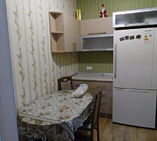 Centru. Apartament cu 2 camere de tip GARSONIERA cu reparatie euro.