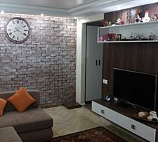 Центр 3-комнатная с Автономкой и мебелью!!! 45000евро