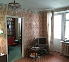 4-комнатная, 2/5 эт. ул. Одесская. 60,8 / 44,9 м. кв.