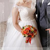 Продаю свадебное платье.