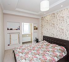 Botanica. Apartament cu 2 camere + living in bloc nou. Euroreparatie,