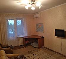 Apartament cu 1 odaie la Riscanovca! Cu reparatie, mobila+tehnica!