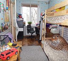 Apartament cu 2 odai, reparatie buna, autonoma, 44 m2, Riscani.