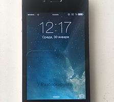 Продам IPhone 4 600руб