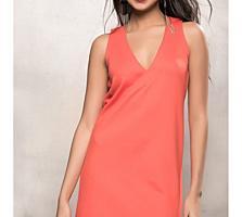 Новое платье коралловое Cool&Sexy.