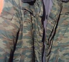Военная зимняя одежда