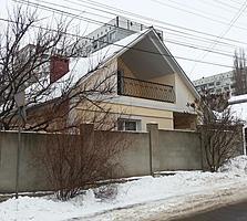 Телецентр, ул. Валя Дическу, отличный дом, участок 4 сотки 85000 Евро