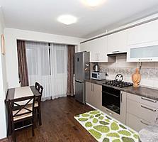 Apartament cu 4 camere, reparatie, mobila, Ciocana!