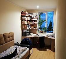 Buiucani, Vasile Lupu. Apartament cu 2 odai, mobilat, incalzire autonoma