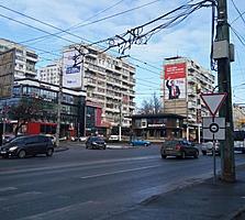 Московский, центр Рышкановки, большая лоджия, капитальный ремонт!