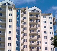 Centru, Melestiu. Apartament cu 3 camere in bloc nou, 85 m. p., autonoma