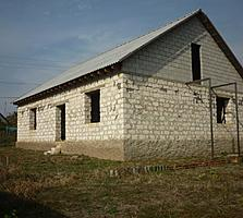 Продам недостроенный дом в м-не Коржево по Радужной 400м. от Днестра