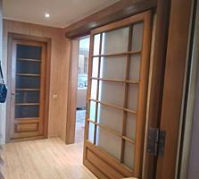 2 комнатная квартира с евроремонтом и автономкой.