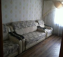 Продается 2х ком квартира на 1 этаже в Слободзее