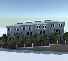 Townhouse modern in Dumbrava
