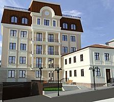 Centru! Bloc nou, apartament cu 2 odai in varianta alba!