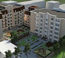 Se vinde apartament cu 2 camere în bloc nou de caramida, Centru