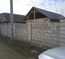 Продается недостроенный дом в Суклее.