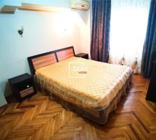 Vinzare.Riscani.B-ul Moscovei.Apartament cu 2 camere,reparatie euro,mo