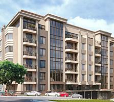 Новый 5-этажный кирпичный дом на Буюкань PARIS ClubHouse