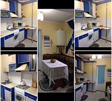 Euroreparație! Apartament cu 3 camere separate in casa noua, mobilat.