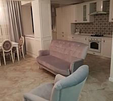Riscani, Apartament de lux cu design modern! 2 camere, bloc nou!