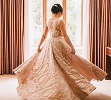 Твое шикарное свадебное/вечернее платье