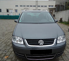 Volkswagen Touran TDI 2004 г.