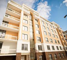 Buiucani. Complex rezidential nou. Apartament cu 2 odai, 73 m. p.
