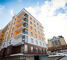 """Apartament cu 3 camere in bloc nou. Buiucani, Complexul """"Liviu Deleanu"""