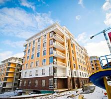 """Apartament cu 3 camere in noul Complex """"Liviu Deleanu"""". Buiucani."""