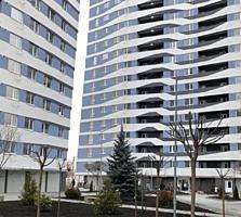 Riscani! Bloc nou! Apartament cu 1 camera in varianta alba, 42 m. p.!
