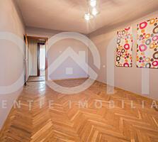 Apartament cu 3 camere + loje mari+debara 65m2, Botanica, 41200 euro
