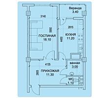 Apartament cu 1 camera, bloc nou, varianta alba, Alba Iulia! ExFactor!